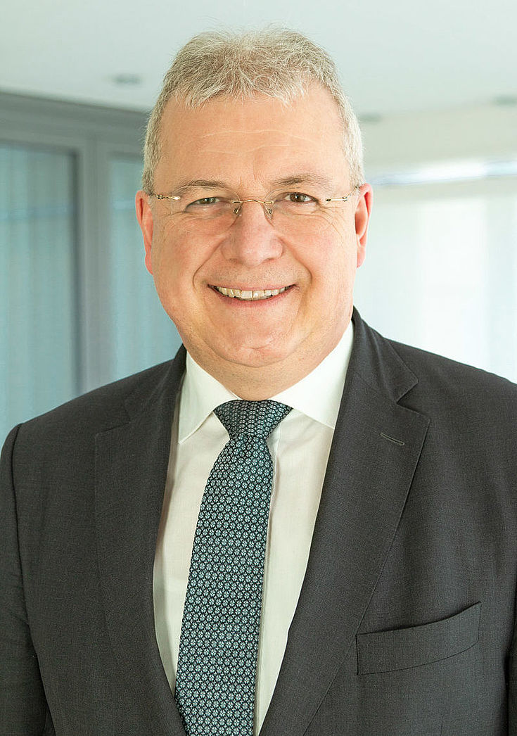 Vorsitzender Markus Ferber, MdEP