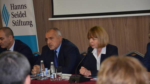 In bulgarischen Gemeinden gut arbeiten