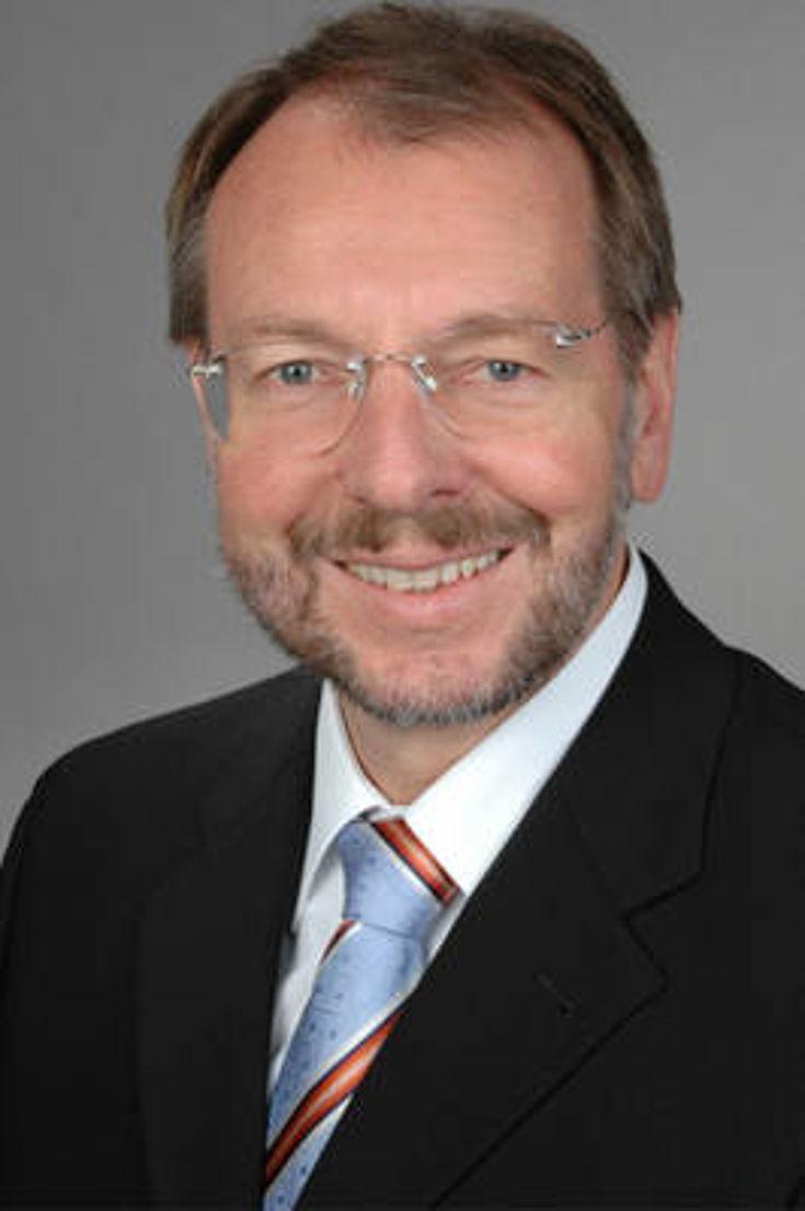 Главен изпълнителен директор д-р Петер Витерауф